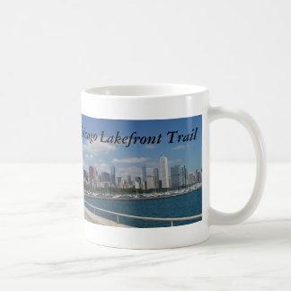 Chicago-Seeseite-Spur Kaffeetasse
