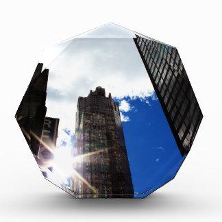 Chicago-Skyline Acryl Auszeichnung