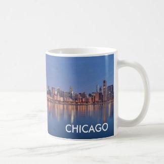 Chicago-Skyline-Kaffeetasse Kaffeetasse