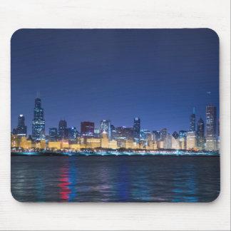 Chicago-Skyline Mousepad