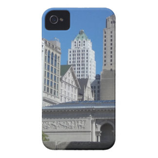 Chicago-Stadtbild iPhone 4 Cover