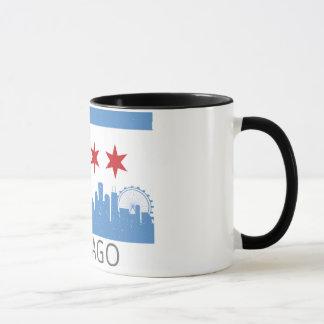 Chicago: Windige Stadt Tasse