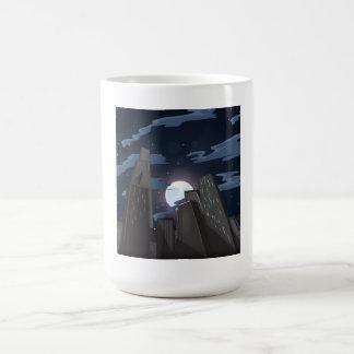 Chicago-Wolkenkratzer Kaffeetasse