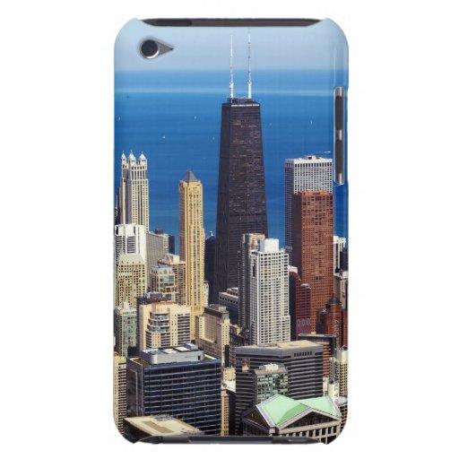 ChicagoSkyline und -Sehenswürdigkeiten iPod Touch Etuis