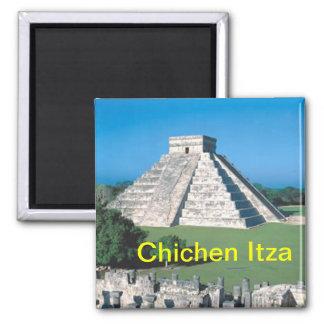 Chichen Itza Kühlschrankmagnet