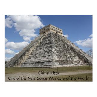 Chichen Itza Mexiko Postkarte