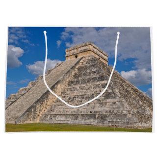 Chichen Itza Ruinen in Mexiko Große Geschenktüte