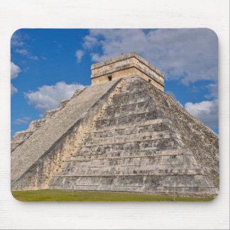 Chichen Itza Ruinen in Mexiko Mousepads