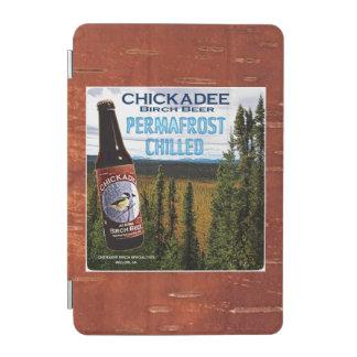 Chickadee-Birken-Bier iPad Mini Cover