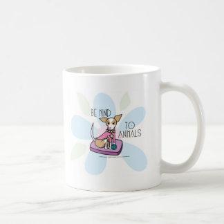 chihuaha kaffeetasse
