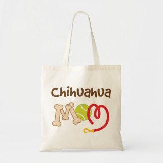 Chihuahua-Hundezucht-Mamma-Geschenk Budget Stoffbeutel