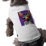 Chihuahua-Kunst Hundeklamotten