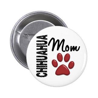 Chihuahua-Mamma 2 Button