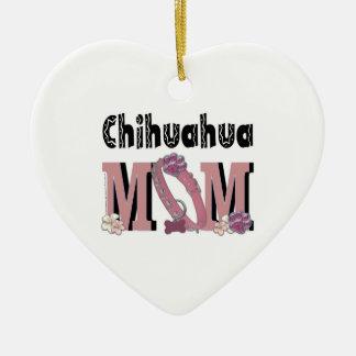 Chihuahua MAMMA Keramik Ornament