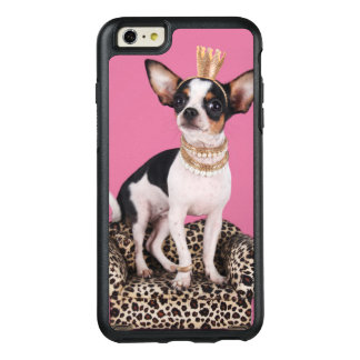 Chihuahua-Prinzessin OtterBox iPhone 6/6s Plus Hülle