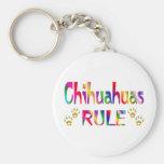 Chihuahua-Regel Schlüsselanhänger