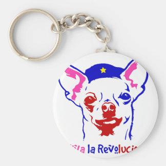 Chihuahua-Revolution Schlüsselanhänger