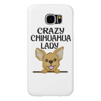 Chihuahua Samsung rufen Fall an