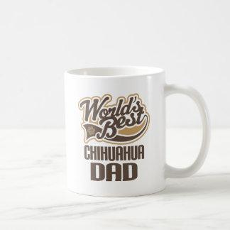 Chihuahua-Vati (Welten am besten) Kaffeetasse