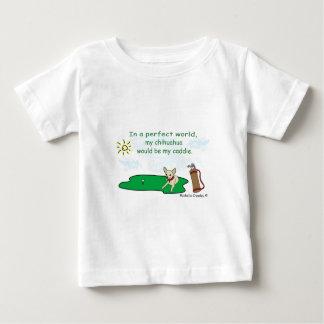ChihuahuaFawn Baby T-shirt