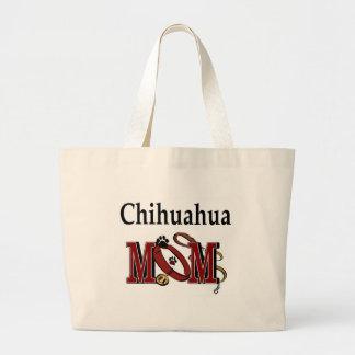 Chihuahuamamma Taschen-Tasche Jumbo Stoffbeutel