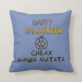 Chilax glückliches Halloween gespenstisch keine Kissen