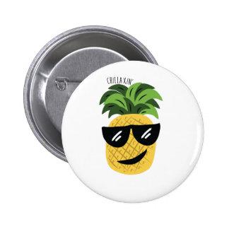 Chilaxin Runder Button 5,7 Cm