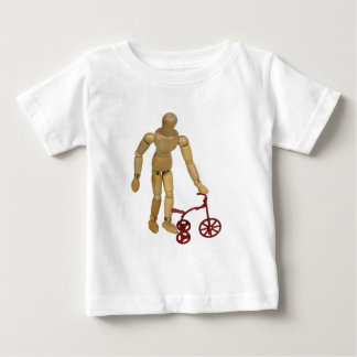 ChildTricycle112409 Baby T-shirt