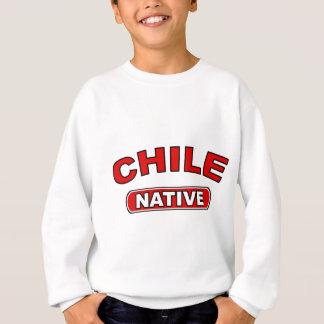 Chile-Eingeborener Sweatshirt