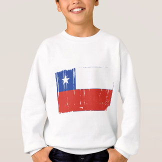 Chile-Flagge Sweatshirt