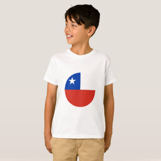 Chile-Flagge T-Shirt