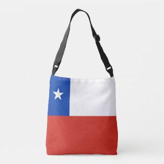 Chile-Flagge Tragetaschen Mit Langen Trägern
