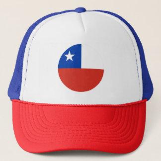 Chile-Flagge Truckerkappe