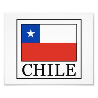 Chile Fotodruck