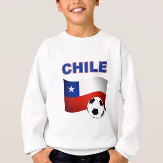 Chile-Fußball 5243 Sweatshirt