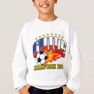 Chile-Fußball Sweatshirt