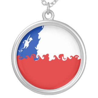 Chile-Gnarly Flagge Selbst Gestalteter Schmuck