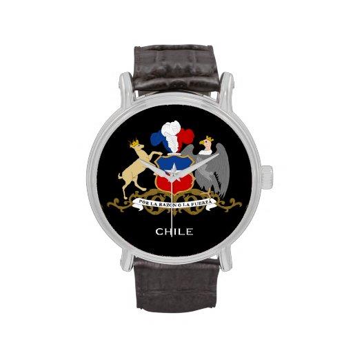 Chile-kundenspezifisches Uhr Reloj personalizado