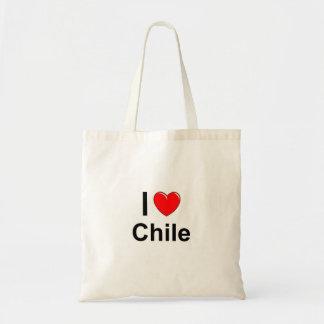 Chile Tragetasche