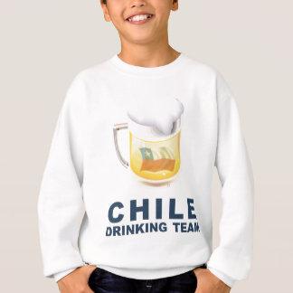 Chile-trinkendes Team Sweatshirt