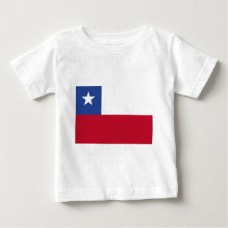 Chileflagge Baby T-shirt