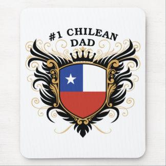 Chilenischer Vati der Nr.-eine Mousepad