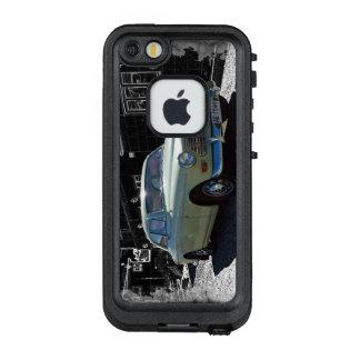 Chilenisches altes Auto LifeProof FRÄ' iPhone SE/5/5s Hülle