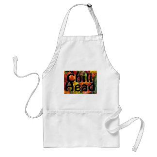 Chili-Hauptprodukte Schürze