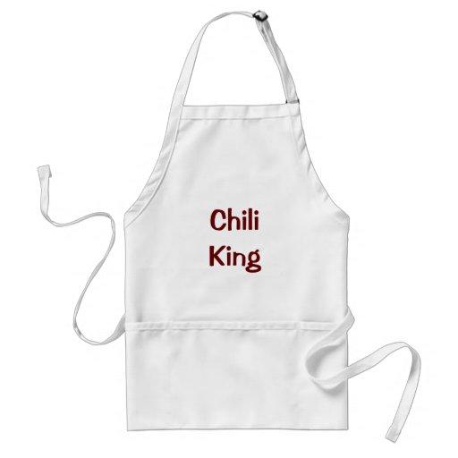 Chili-König Schürzen