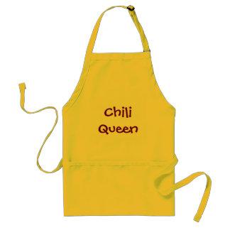 Chili-Königin-Schürze Schürze
