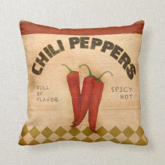 Chili-Pfeffer für Verkauf Kissen