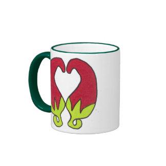 Chili-Pfeffer-Liebe Kaffee Haferl