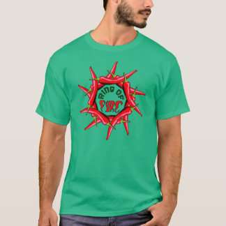 Chili Ring of Fire T-Shirt