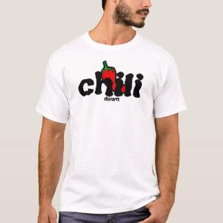 Chili unten T-Shirt